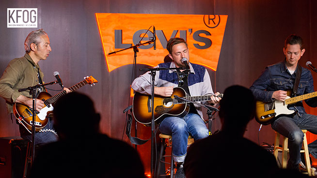 KFOG Private Concert: JD McPherson – Interview