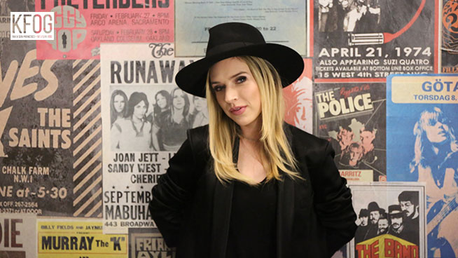 KFOG Private Concert: ZZ Ward – Gallery