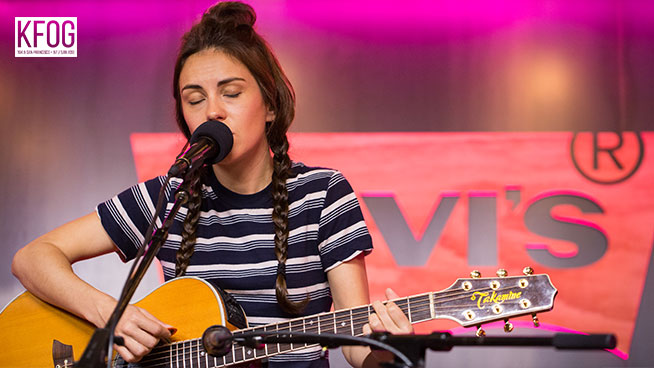 "KFOG Private Concert: Amy Shark – ""Deleted"""