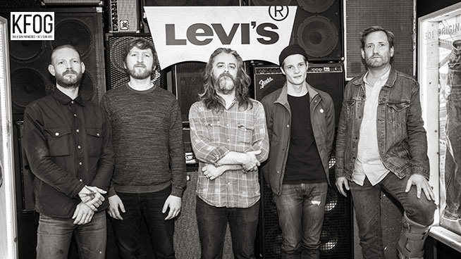 KFOG Private Concert: Minus The Bear – Interview