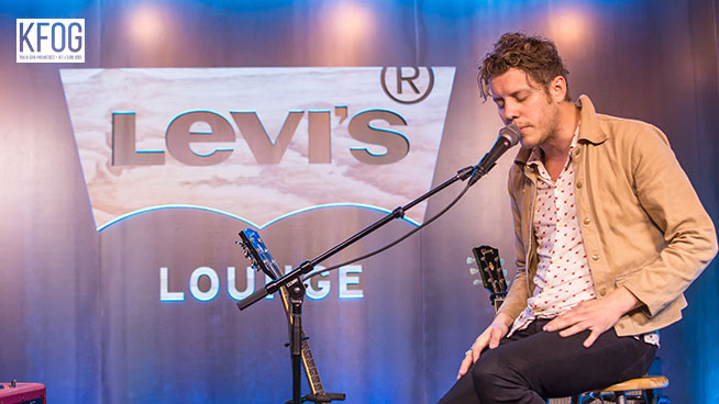 """KFOG Private Concert: Anderson East – """"King For A Day"""""""