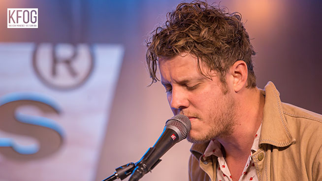 "KFOG Private Concert: Anderson East – ""All On My Mind"""