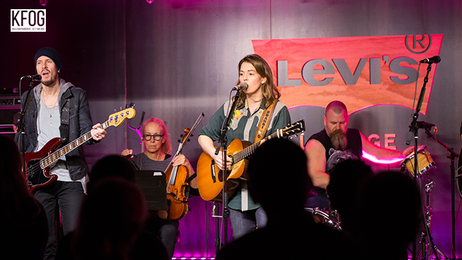 "KFOG Private Concert: Brandi Carlile – ""Most of All"""
