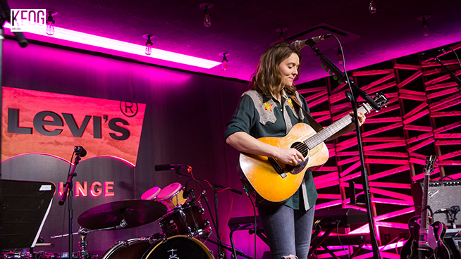 "KFOG Private Concert: Brandi Carlile – ""Sugartooth"""
