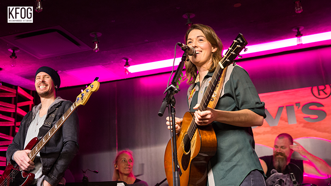 "KFOG Private Concert: Brandi Carlile – ""The Mother"""