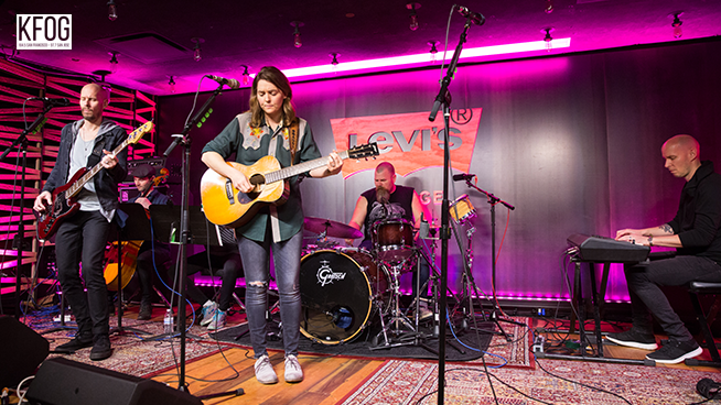 "KFOG Private Concert: Brandi Carlile – ""Whatever You Do"""