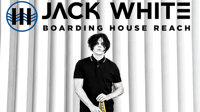 August 16: Jack White Show #2!