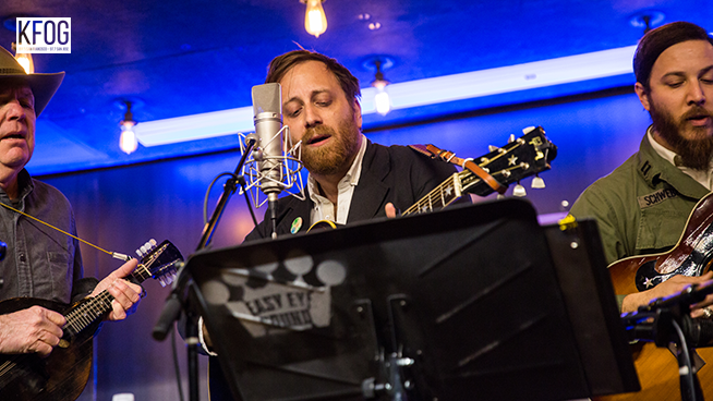 "KFOG Private Concert: Dan Auerbach – ""Trouble Waits for You"""