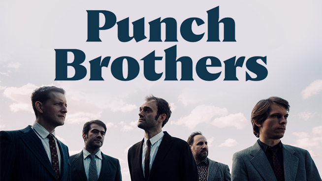 August 22: Punch Brothers