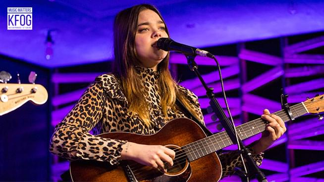 "KFOG Private Concert: First Aid Kit – ""My Silver Lining"""