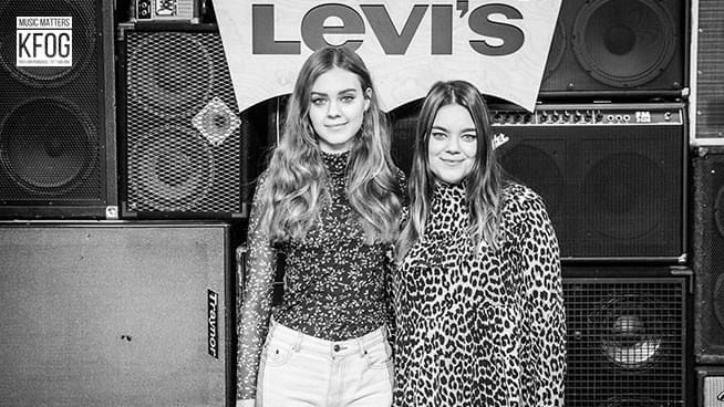 KFOG Private Concert: First Aid Kit – Interview