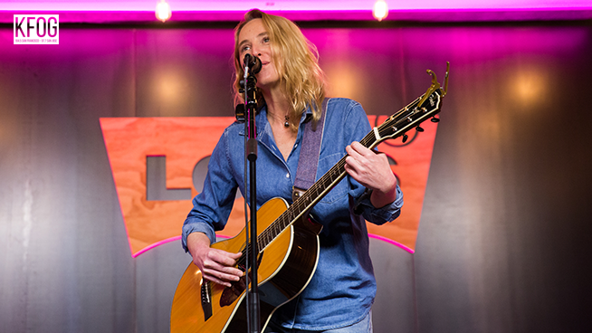 "KFOG Private Concert: Lissie -""Blood and Muscle"""