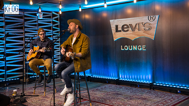 "KFOG Private Concert: Mat Kearney – ""Kings & Queens"""