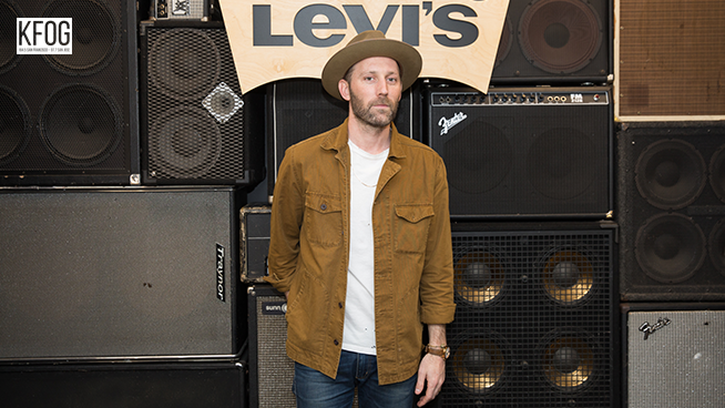 KFOG Private Concert: Mat Kearney – Interview