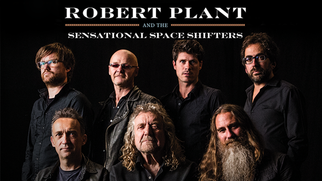 June 21: Robert Plant and the Sensational Space Shifters