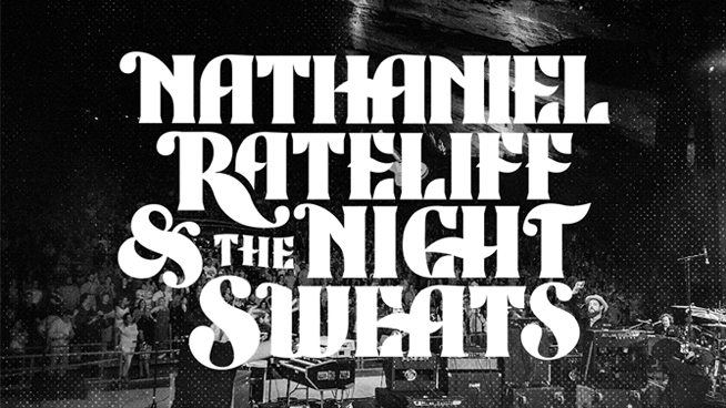 August 19: Nathaniel Rateliff & The Night Sweats Show #2