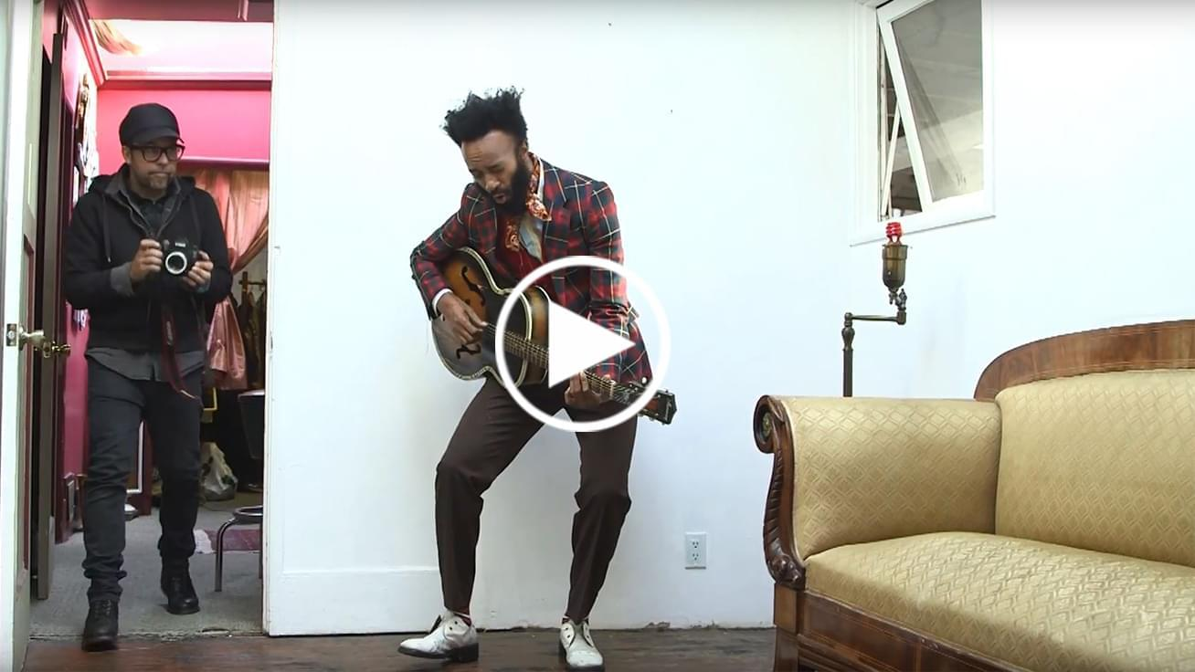 Behind the Record with Fantastic Negrito: Episode 2 – Meet Blackball Universe