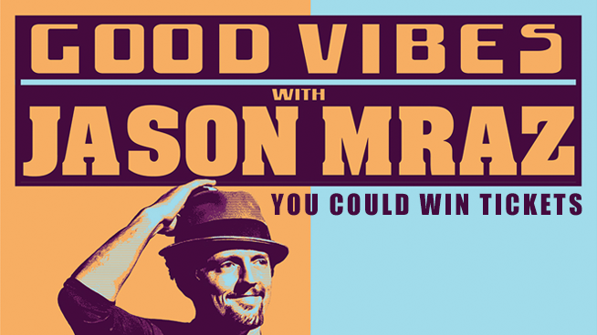 Try To Win Tickets To Jason Mraz & Brett Dennen!
