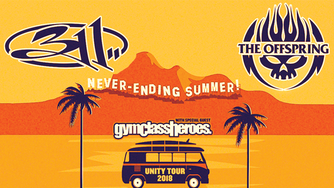 July 25: 311 & The Offspring