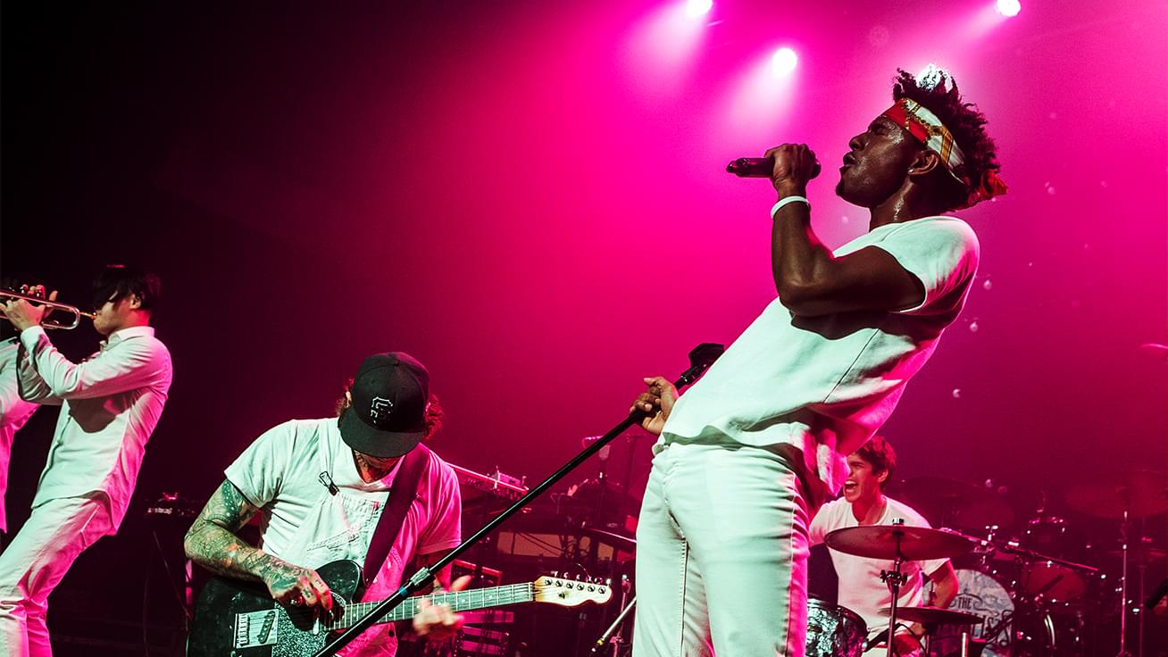 San Francisco neo-soul band Con Brio releases funky cover of