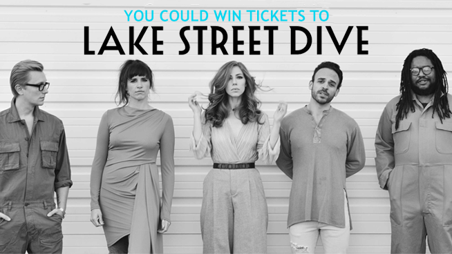 Try To Win Tickets To Lake Street Dive!