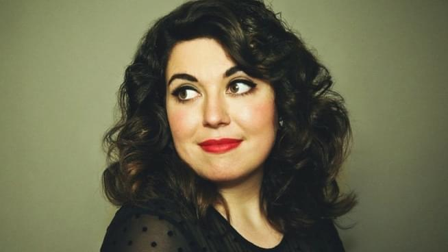 Comedian Jenny Zigrino once made an audience member cry