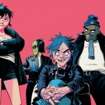 """Gorillaz debut new song """"Fire Flies"""" off of their upcoming album The Now Now"""
