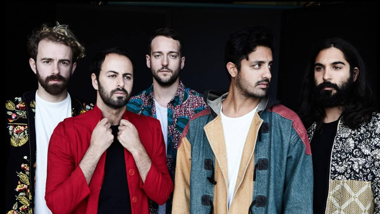 Young the Giant releases bright new track and announces tour