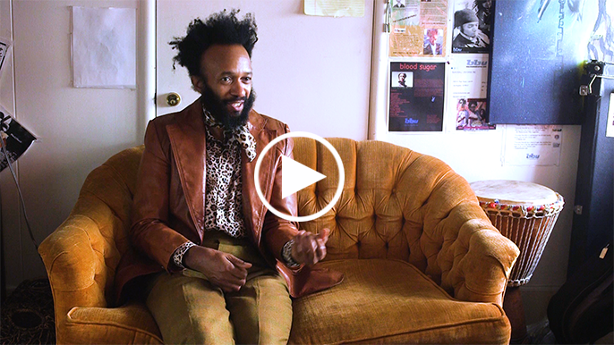 Behind the Record with Fantastic Negrito: Episode 3 – The Process