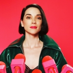 """Watch: St. Vincent debuts sultry new video for """"Fast Slow Disco"""""""