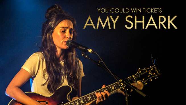 Try To Win Tickets To Amy Shark!
