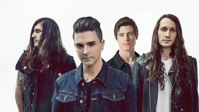 October 12: Dashboard Confessional + All Time Low
