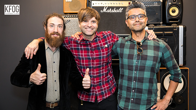 KFOG Private Concert: Death Cab For Cutie – Gallery
