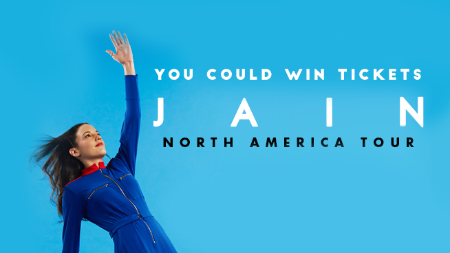 You Could Score Tickets To See Jain!