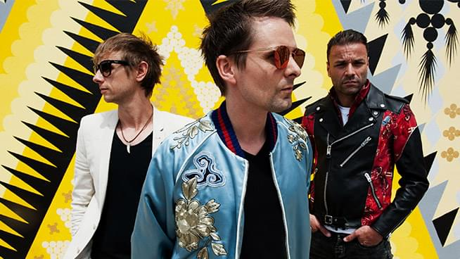 Muse 'Drones World Tour' to play in theaters for one night only