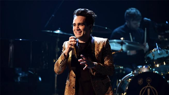 "Panic! At The Disco covers Weezer's ""Say It Ain't So"""