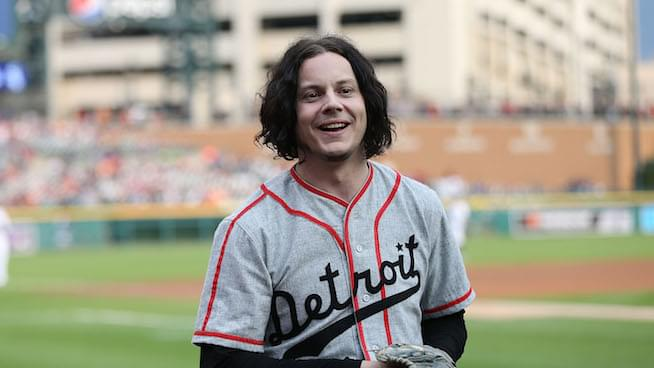 Jack White's bat has been inducted into the Baseball Hall of Fame