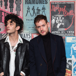 The 1975 quote Trump in political new song