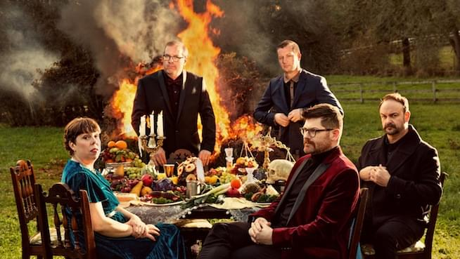 "Decemberists release powerful new music video for ""Once in My Life"""