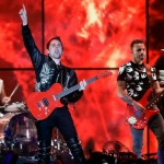 """Muse debuts futuristic video for new single """"Something Human"""""""