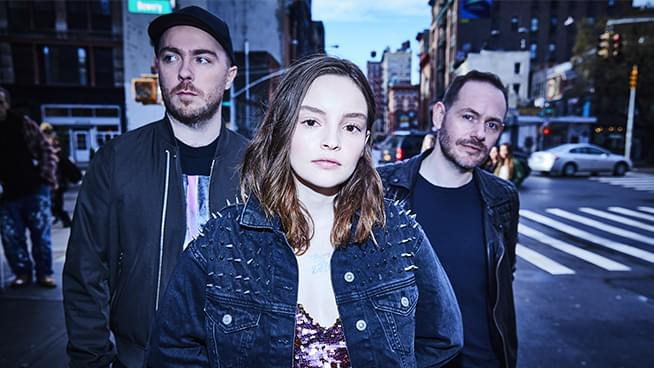 "Chvrches covers Kendrick Lamar's ""LOVE."""
