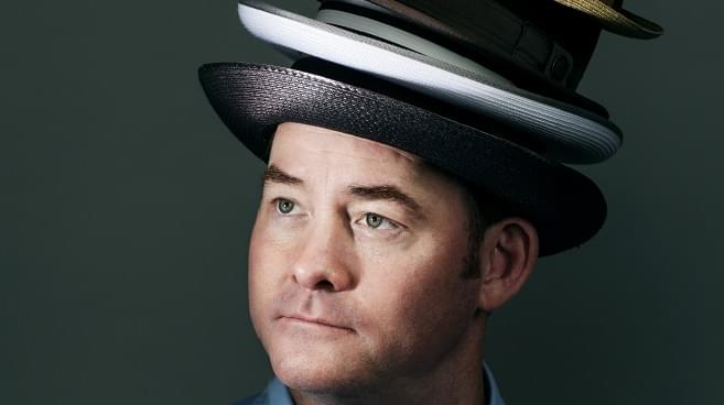 Comedian David Koechner from Anchorman talks to Arthur and clears up the myth that he defaced a cop car + other hilarious tales