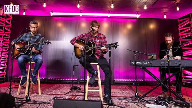 KFOG Private Concert: Death Cab for Cutie – Full Concert
