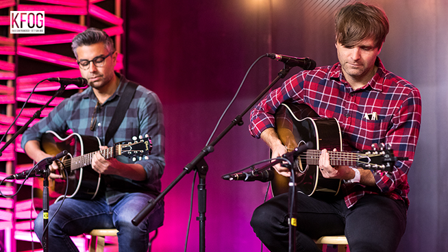 "KFOG Private Concert: Death Cab for Cutie – ""Title and Registration"""