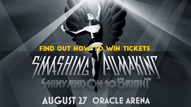 Find Out How To Win Tickets To See Smashing Pumpkins!