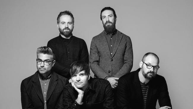 Death Cab For Cutie is sending free burritos to fans for album release Friday