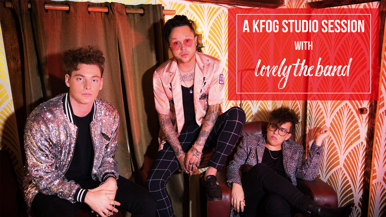 Try To Win Access Into A KFOG Studio Session With lovelytheband