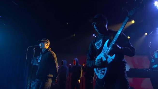 """Tom Morello joins Portugal. The Man and Whethan to play """"Every Step That I Take"""""""