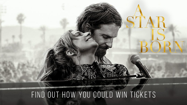 "You Could Win Fandango Movie Tickets To See ""A Star Is Born"""