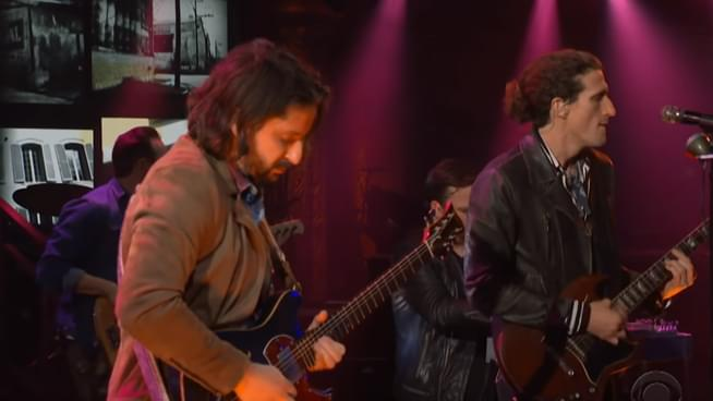 Watch: The Revivalists perform 'All My Friends' on 'Colbert